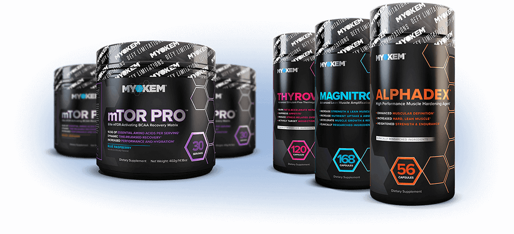 Win Free Myokem Supplements!