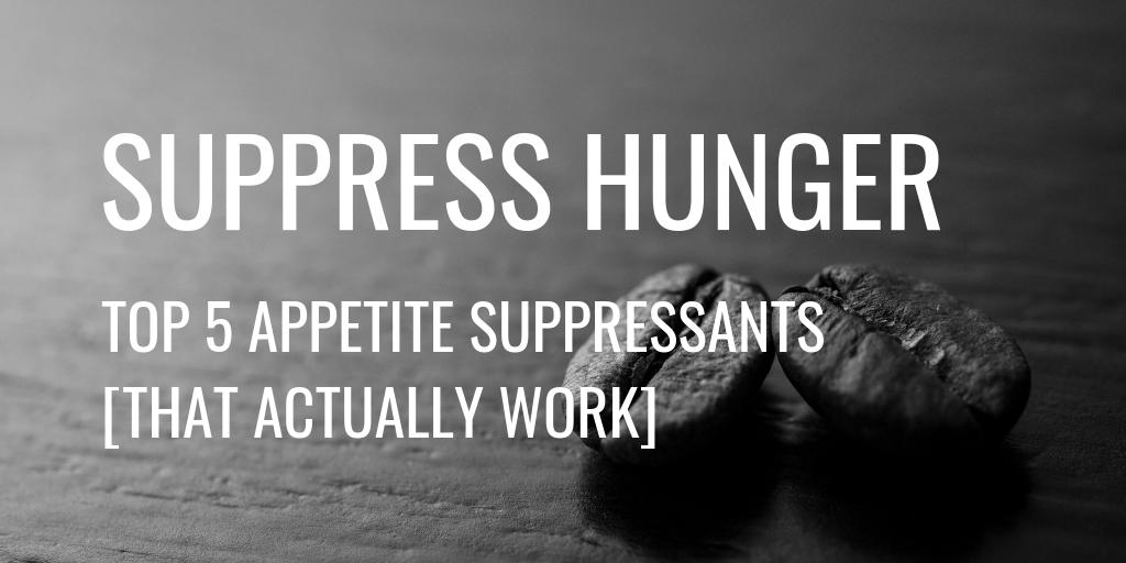 Natural Appetite Suppressants Header