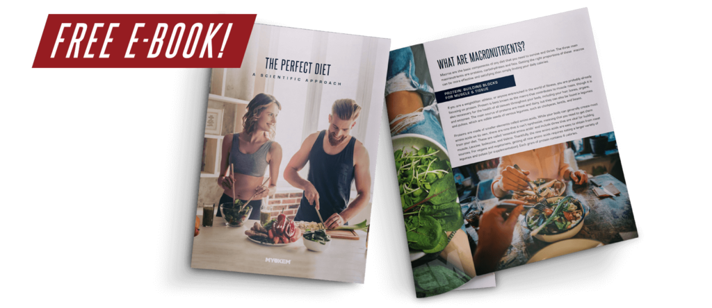 Free Myokem E-Book about The Perfect Diet
