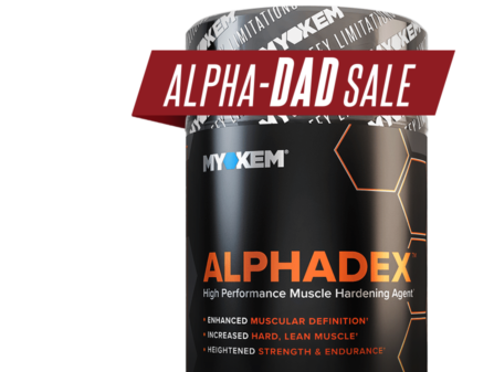 Alpha-Dad Fathers Day Sale, Buy one get one 60% off, blowout deal